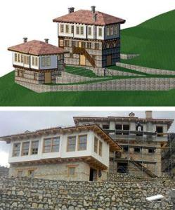 projekt domu Ali Rizy. Źródło: http://www.cnnturk.com/2012/kultur.sanat/diger/11/13/tikadan.makedonyaya.ali.riza.efendi.ani.evi/684420.0/index.html